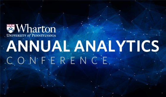 Annual Analytics Conference Logo